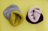 Reversible Alpaca Snood
