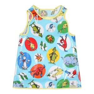 Dr. Seuss Hero Bib (blue) - Hero Bibs