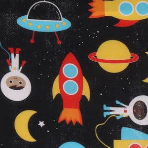 Space Rocket Hero Bib - Hero Bibs