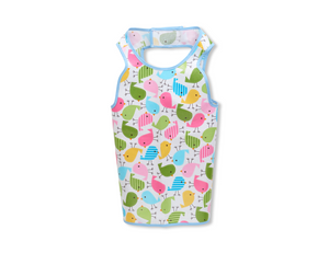 Happy Birds Hero Bib - Hero Bibs