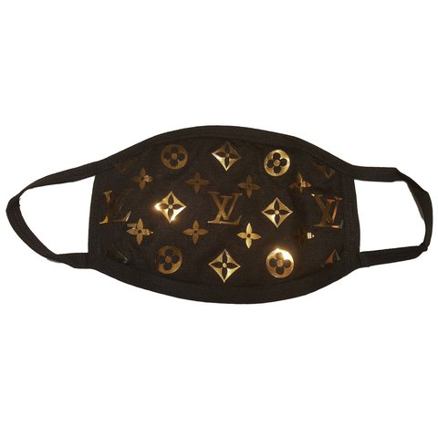 LV Face Mask with Filter