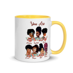 Beautiful Black Women Mug