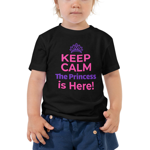 Toddler Short Sleeve Tee - Inspire Me Positive, LLC