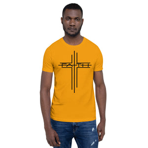 Cross Faith Short-Sleeve Unisex T-Shirt