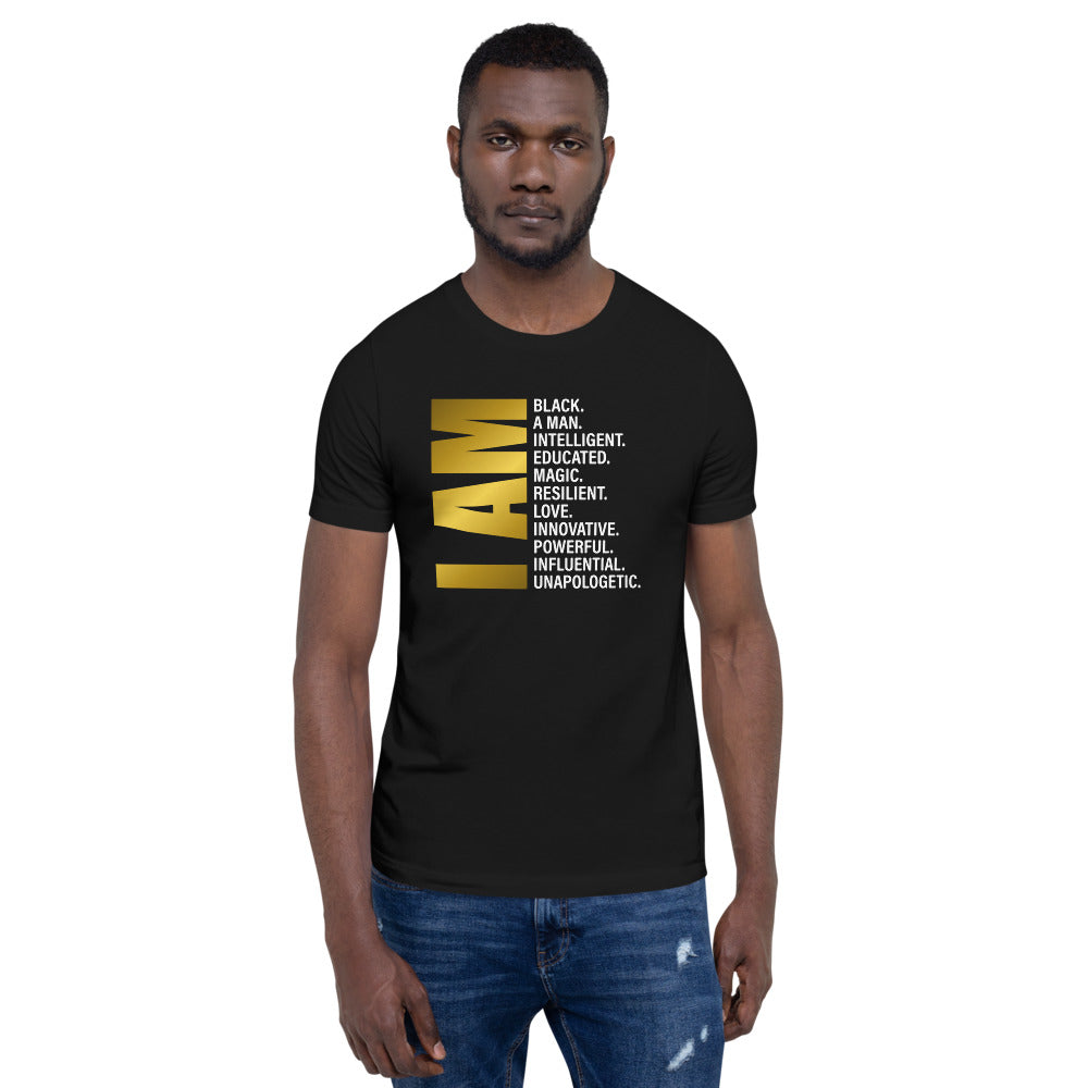 Black Man T-Shirt