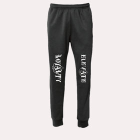 Black Loyalty/Elevate Pants