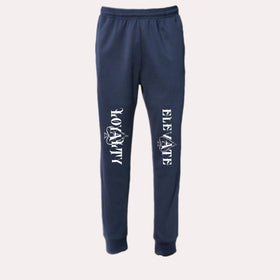 Navy Blue Loyalty/Elevate Pants