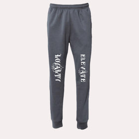 Gray Loyalty/Elevate Pants