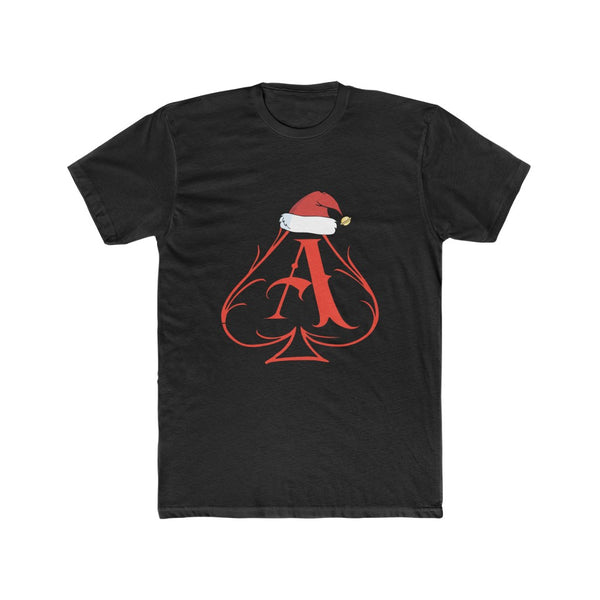 Unisex Red Ace Santa T-shirt