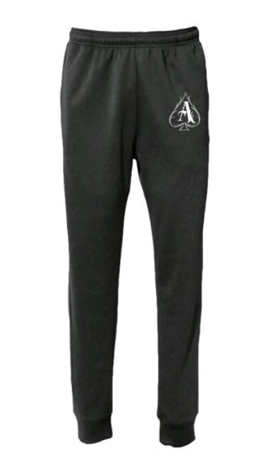 Black Ace Pants