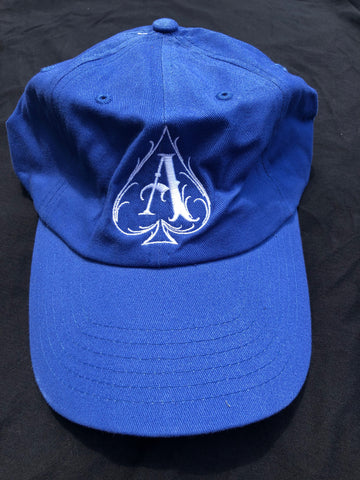 Blue Ace Dad Hat