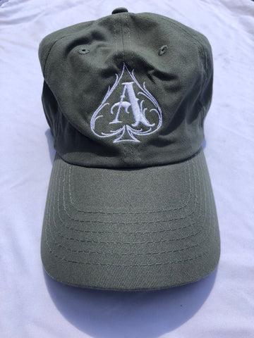 Olive Ace Dad Hat