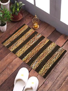 Zigzag Handwoven Rugs (Set Of 2)