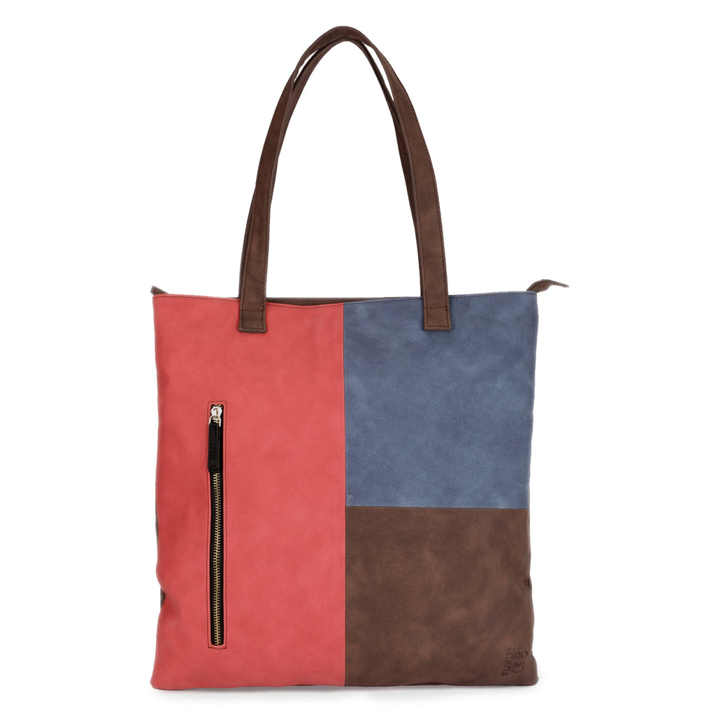 Fukuro Women's Color Block Tote