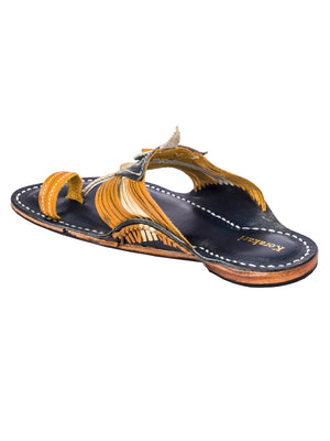 Fourteen Laces Kapshi Chappal