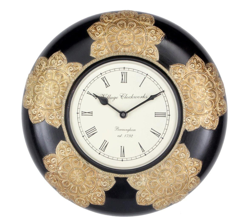 Traditional Wall Clock 12""
