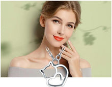 Load image into Gallery viewer, 100% 925 Sterling Silver Necklace