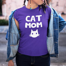 Load image into Gallery viewer, Cat Mom Shirt
