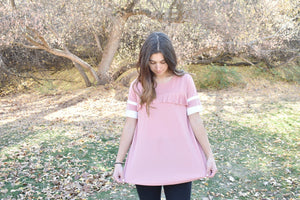 The Missy Ruffle Top