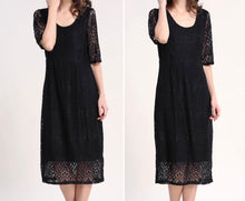 Load image into Gallery viewer, The Evelyn Lace Dress