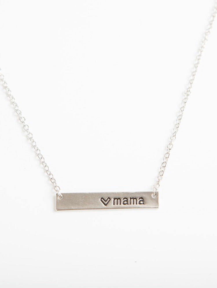 Mama Love Necklace