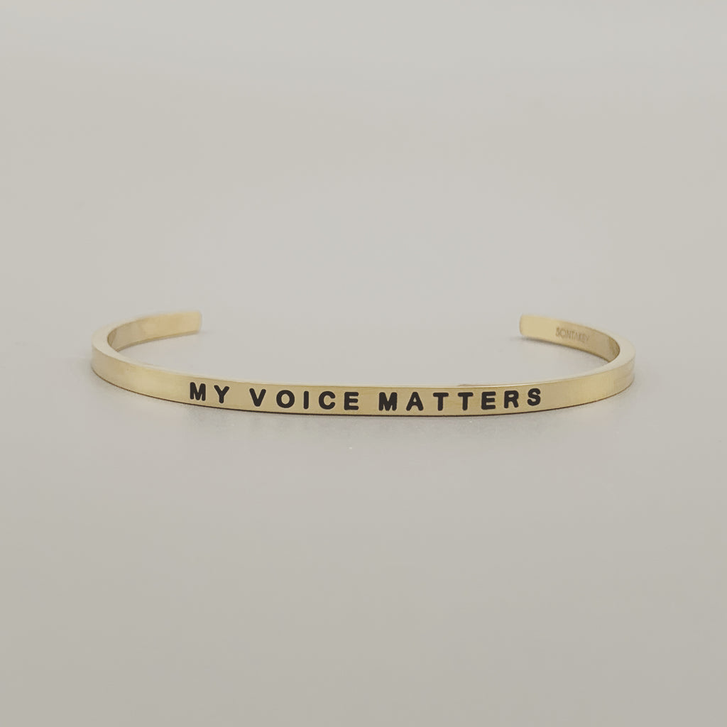My Voice Matters