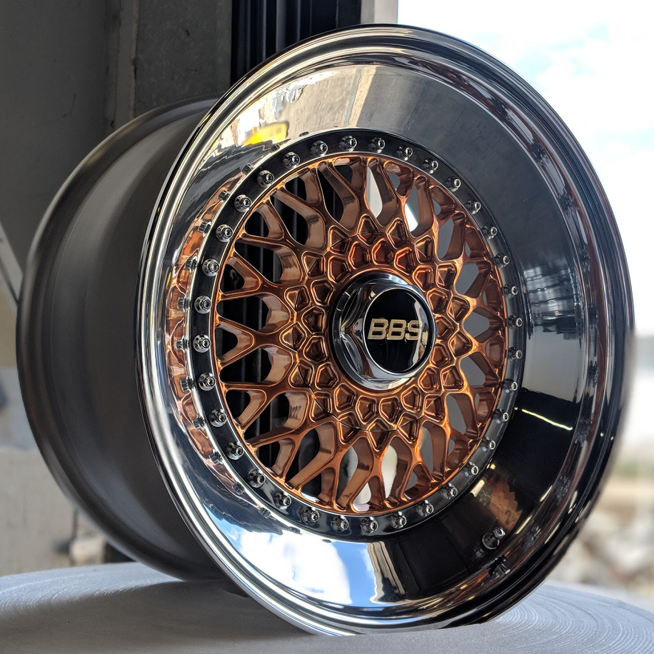 VR Wheels: Home of the Three-piece Wheel Industry Specialists