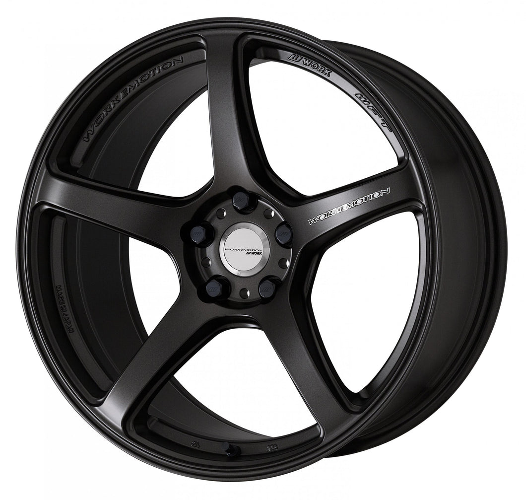 Work Emotion T5R Wheel - 19x10.5 / 5x114.3 / +15 (Ultra Deep Concave)