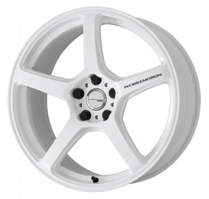 Work Emotion T5R Wheel - 17x9.0 / 5x114.3 / +22 (Deep Concave)