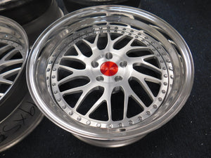 "19"" GMR GS-1 Directional - 5x114.3"