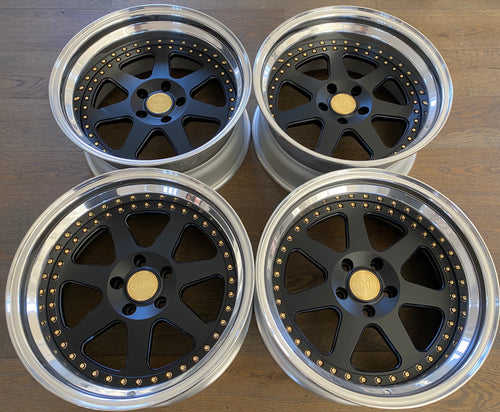 "18"" GMR DS-10 5x114.3 *BUILT TO ORDER*"