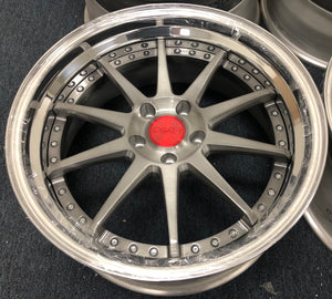 "19"" GMR VSS-5 5x114.3 *BUILT TO ORDER*"