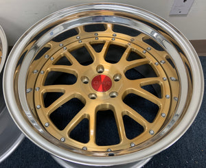 "19"" GMR RS-1 5x114.3 *BUILT TO ORDER*"