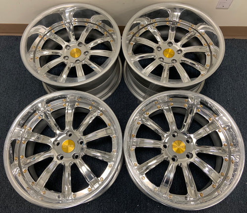 "18"" GMR LH-1 5x114.3 *BUILT TO ORDER*"