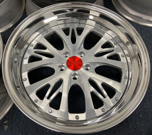 "19"" GMR RC-7 5x114.3 *BUILT TO ORDER*"