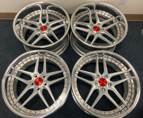 "19"" GMR VSS-1 5x114.3  *BUILT TO ORDER*"