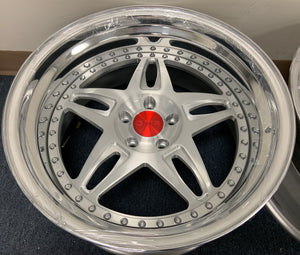 "19"" GMR SF-2M 5x114.3 *BUILT TO ORDER*"