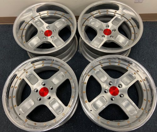 "18"" GMR CH-5 5x114.3  *BUILT TO ORDER*"