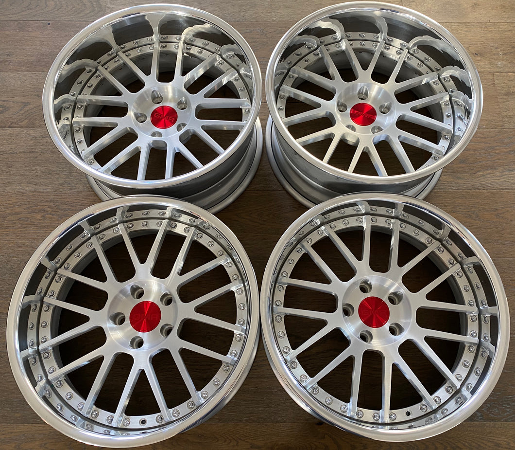 "18"" GMR VSS-13 5x114.3 CUSTOM BUILT TO ORDER"