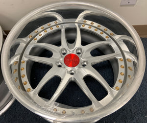 "18"" GMR CH-7 5x114.3 *BUILT TO ORDER*"