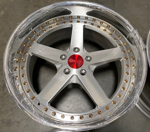 "19"" GMR DS-1 Reverse 5x114.3 (inventory set)"