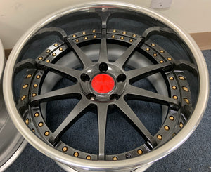 "18"" GMR VSS-5 5x114.3  *BUILT TO ORDER*"