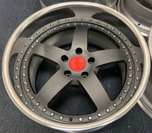 "18"" GMR DS-R 5x114.3 - BUILT TO ORDER"