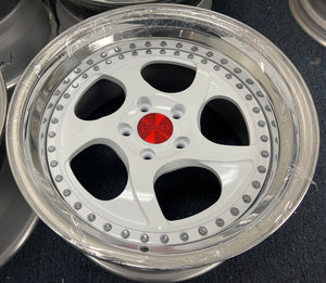 "18"" GMR CH-8 5x114.3 (CUSTOM BUILT TO ORDER)"