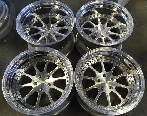 "18"" GMR DS-5 5x114.3 *BUILT TO ORDER*"