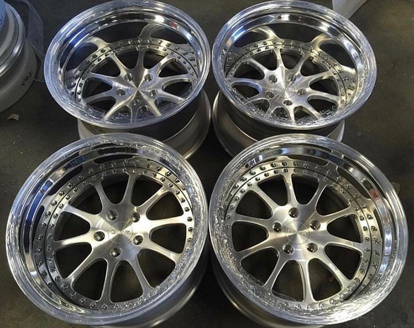 "18"" GMR DS-5 5x114.3"