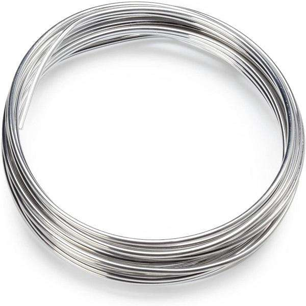 Anodised Aluminium Wire (1 mm, 33 ft /10 m) for Bonsai Training