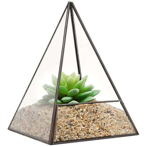 Decor Terrarium with Pebbles - Nurserylive