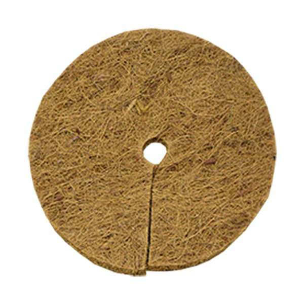 10Inch (25 cm) Coir Mulch Mat (set of 6) - Nurserylive