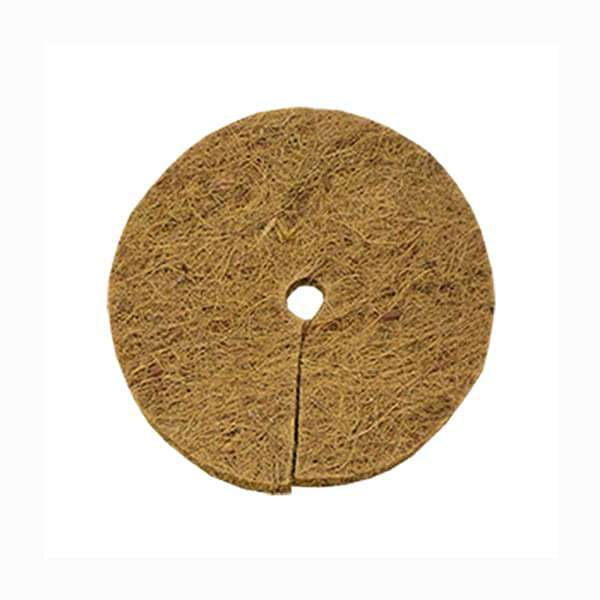 6Inch (15 cm) Coir Mulch Mat (set of 6) - Nurserylive